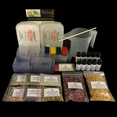 Massive Soap Making Kit for Beginners  FREE SHIPPING