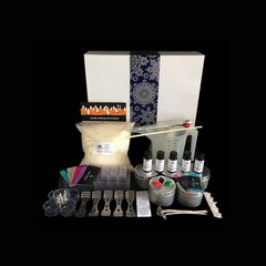 Christmas Candle Making Kit FREE SHIPPING