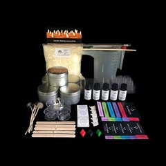 Deluxe Candle Making Kit FREE SHIPPING