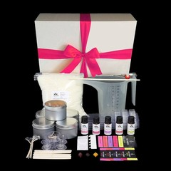 High Quality Gift Boxed Candle Making Kit FREE SHIPPING