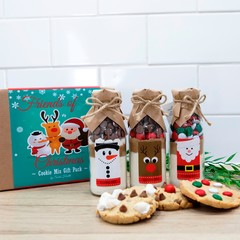 FRIENDS of CHRISTMAS Cookie Mix Gift Pack The perfect gift for everyone!