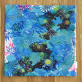 Cushion Cover - 'Lagoon Retreat'