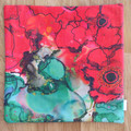 Cushion Cover - 'Poppies'