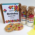 Happy BIRTHDAY GEO Cookie Mix Gift Pack  | A Sweet Birthday Gift