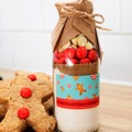 GINGERBREAD Dream Cookie Mix in a bottle.