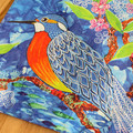 Cushion Cover - 'Kingfisher'