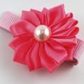 Vibrant Flower Clip