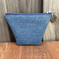 Small Denim Coin Purse