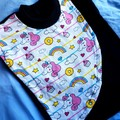 Unicorn crossover cotton shirt - Baby - Toddler size 0 (12m)