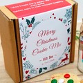 MERRY CHRISTMAS Cookie Mix Gift Pack