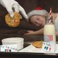 Milk & Cookies for Santa-Christmas Eve Box. A NIGHT BEFORE Christmas Tradition