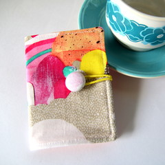 Tea Bag Wallet - Candy Rainbows