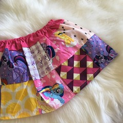 Patchwork Skirt Size 2