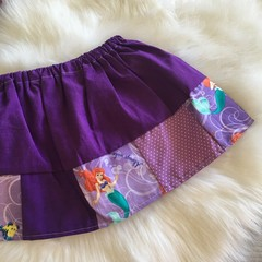 Patchwork Skirt Size 3