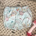 Little Girl Bloomers Size 0