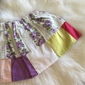Patchwork Skirt Size 1