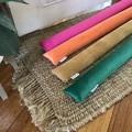 Stylish Doorsnake in Velvet textured fabric
