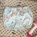 Little Girl Bloomers Size 1