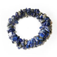 Lapis Lazuli – Gemstone Chip Bracelet