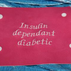 Embroidered Medical Alerts