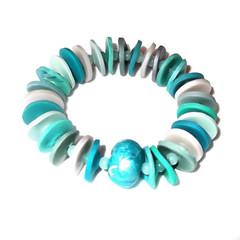Mermaid – Polymer Clay Bracelet