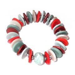 Elegance – Polymer Clay Bracelet