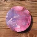 Coasters ( 4 set) Pinks & Purple