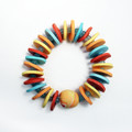 Sunrise – Polymer Clay Bracelet