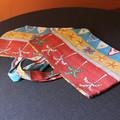 Set of 2 Reusable, Reversible Shopping bag/tote