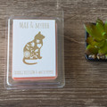 Orange Blossom and White Pepper , Soy Wax Melt - Hand poured, Maximum Fragrance