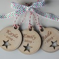 Personalised Christmas Tree Ornaments