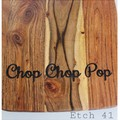 Personalised Etched Acacia Chopping Board - Square