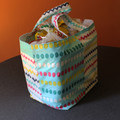 Gift, Reusable, Reversible Shopping bag/tote