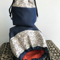 Woodland Fox and Friends Bag