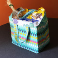 Gift, Reusable, Reversible Shopping bag/tote