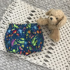 Little Boy Nappy Covers Size 0