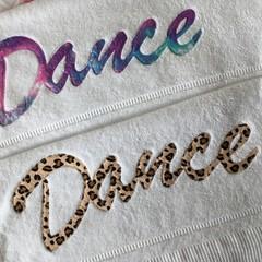 Dance bath / beach towel