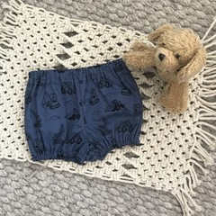 Little Boy Nappy Covers Size 2