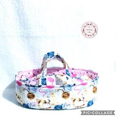 Doll Carry Basket(Medium Size)