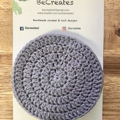 Face Scrubbies-reusable & washable - Steel