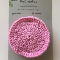 Face Scrubbies-reusable & washable - Floss
