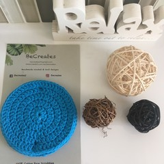 Face Scrubbies-reusable & washable - Ocean