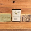 Pure Olive Oil Soap with Goat's Milk  (scented) 4 boxes