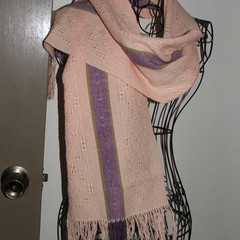 Summer Lace Scarf