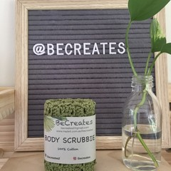 Body Scrubbie - Sage