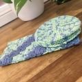 Limited Edition-Body Scrubbie & Face Scrubbie set in Mint Blue