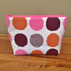 Essential Oil Pouch - Dots