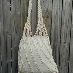 Macrame Market bag