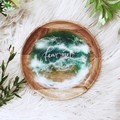 FEAR NOT | Jewellery Dish Wooden Dish | Accessories Dish | Ring Holder |