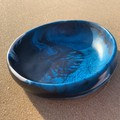 Medium Ocean Resin Bowl